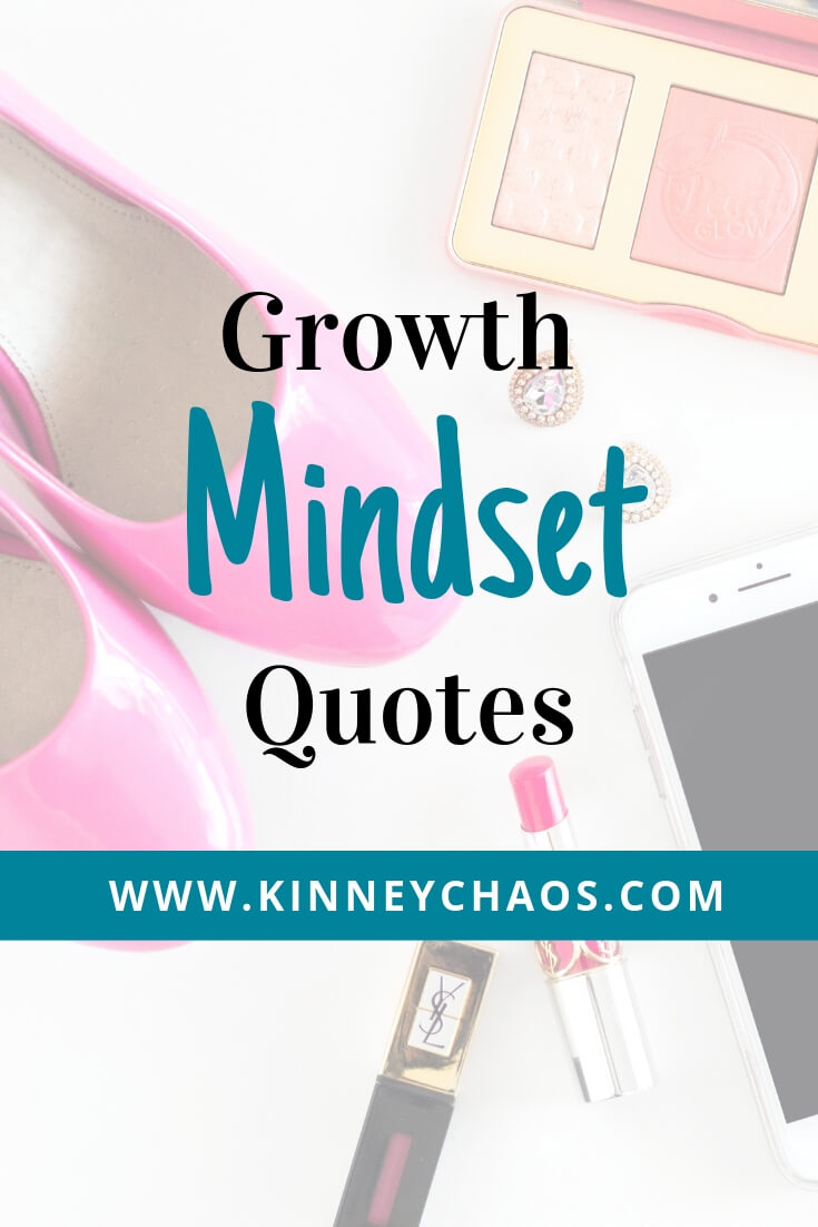 Pin NOW so you can find these quotes later! Then come read our collection of growth mindset quotes. These are perfect pick me ups for every occasion! 