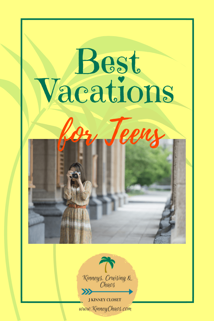 Best Vacations for Teens