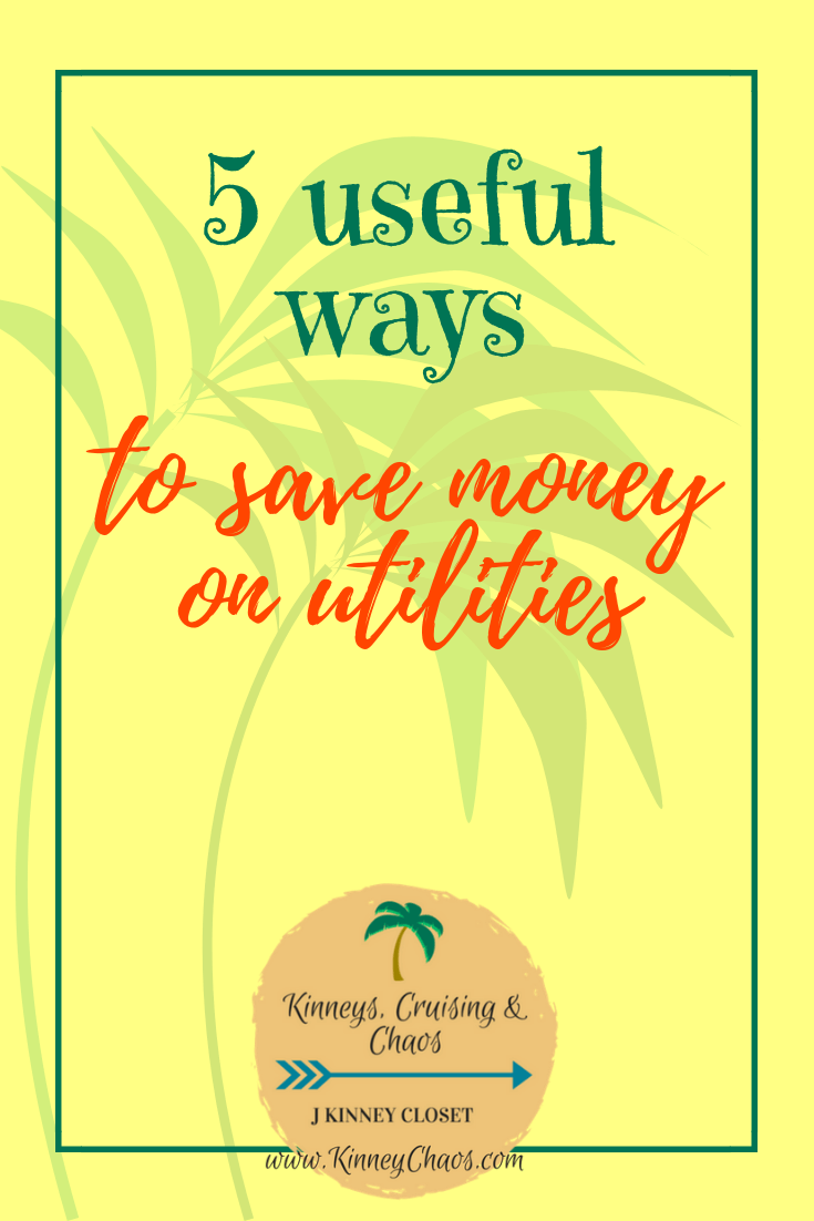5 useful ways to save money on utilities