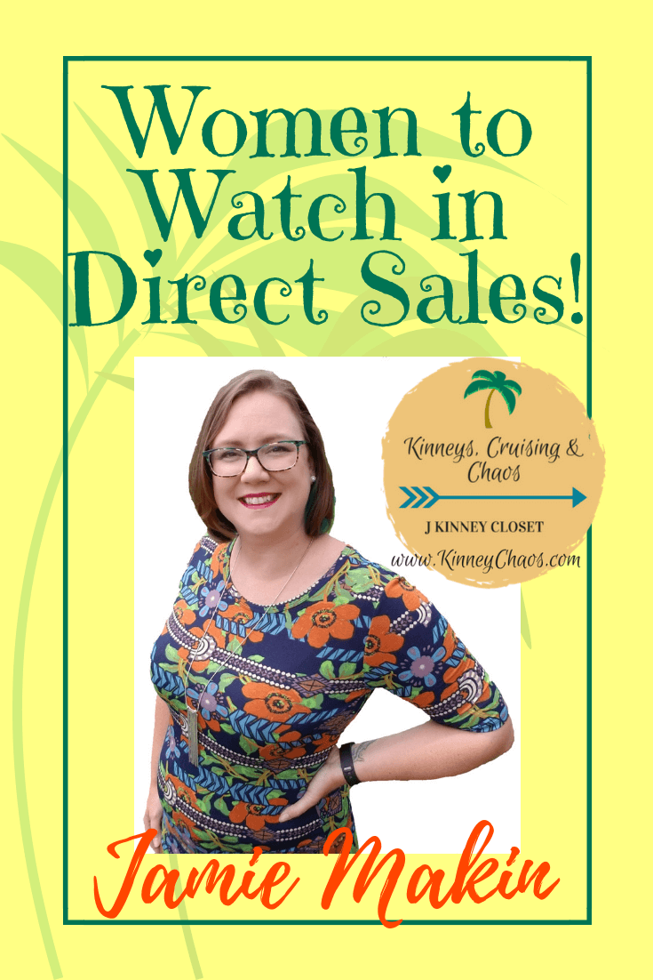 Read all about the Women to Watch in Direct Sales. This article is about Jamie Makin with Pampered Chef she has great Pampered Chef recipes and you are sure to love her and her group of great women. #directsales #pamperedchef #recipe #recipes #pamperedchefrecipes