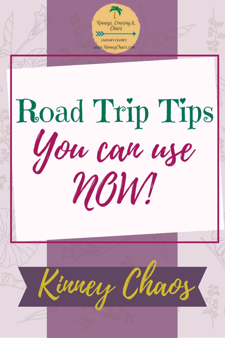 Road Trip Tips you can use NOW