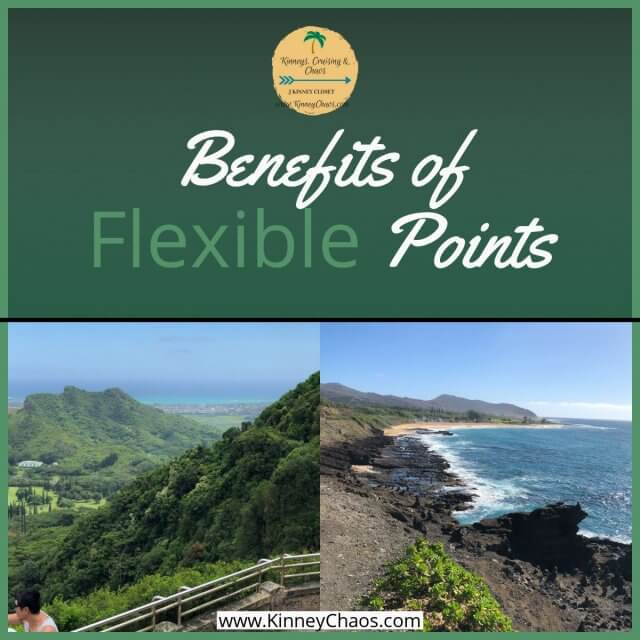 Benefits of Flexible Points.