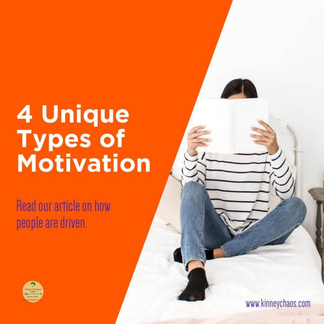 4 Unique types of motivation