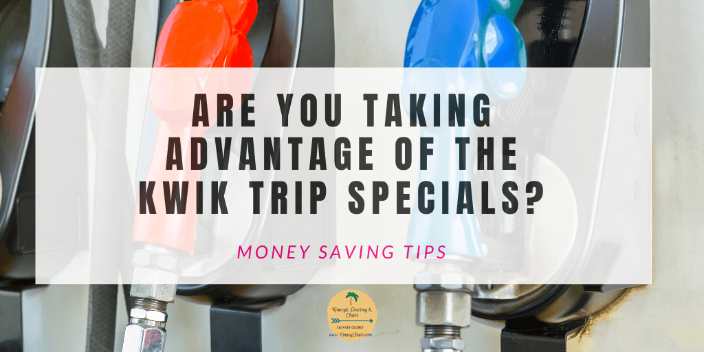 There are many Kwik Trip specials that will help you save money. Check out our favorites! Everything from fuel, groceries, and instore food.